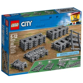 LEGO City Trains 60205 Sínek