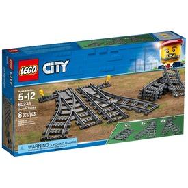 LEGO City Trains 60238 Vasúti váltó