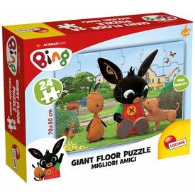 Bing Floor puzzle 24 darabos, Migliori Amici