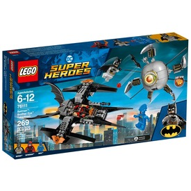 LEGO Super Heroes 76111 Batman™: Brother Eye™ Támadás