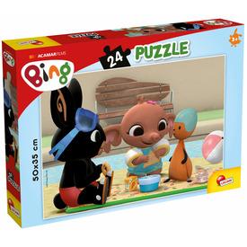 Bing puzzle 24 db-os, 50x35cm Piknik