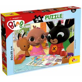 Bing puzzle 24 db-os, 50x35cm Szórakozzunk együtt