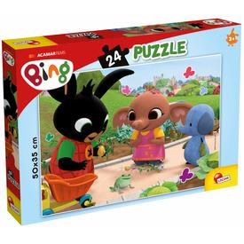 Bing puzzle 24 db-os, 50x35cm A béka