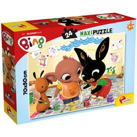 Bing maxi puzzle 24 db-os, 70x50cm, Festés