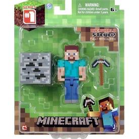 Minecraft Steve figura kiegészítőkkel - 7 cm Itt egy ajánlat található, a bővebben gombra kattintva, további információkat talál a termékről.