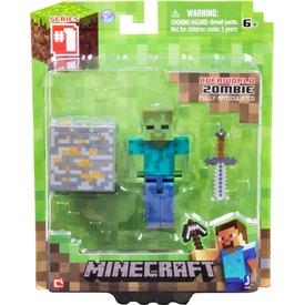 Minecraft Zombie figura kiegészítőkkel - 8 cm Itt egy ajánlat található, a bővebben gombra kattintva, további információkat talál a termékről.