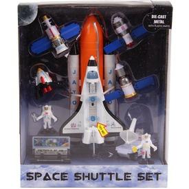 Űrhajós játékszett (zenélő hangot adó)