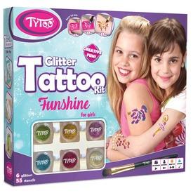 TyToo Funshine Csillámtetoválás szett CTDS