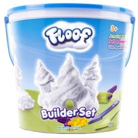 Floof! Hópehely gyurma formázó készlet vödörben
