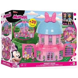 Minnie egér háza játékkészlet