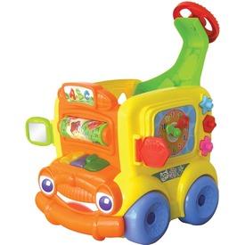Többfunkciós iskolabusz bébijáték Itt egy ajánlat található, a bővebben gombra kattintva, további információkat talál a termékről.
