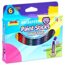 Little Brian Festő Stiftek Classic 6 szín