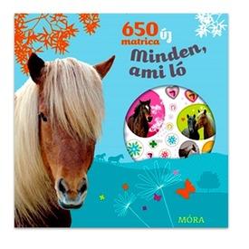 Minden ami ló-Matricás könyv 650 matrica Itt egy ajánlat található, a bővebben gombra kattintva, további információkat talál a termékről.