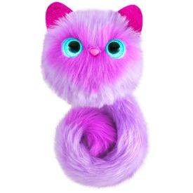 Pomsies interaktív cica figura - 20 cm, többféle