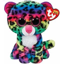 Beanie Boos DOTTY leopárd plüss 15cm