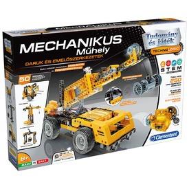 Mechanikus Műhely - Daruk és emelőszerkezetek