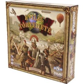 A világ története társasjáték