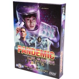 Pandemic: A labor társasjáték kiegészítő