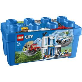 LEGO® City Rendőrségi elemtartó doboz 60270