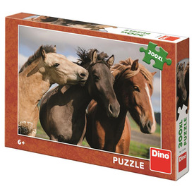 Puzzle 300 db XL - Lovak