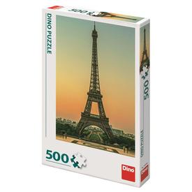 Puzzle 500 db - Eiffel torony