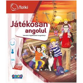 Tolki interaktív könyv - Játékosan angolul
