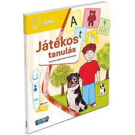 Tolki interaktív könyv - Játékos tanulás