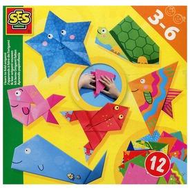 Már tudok origamit hajtogatni készlet