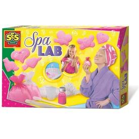 Spa lab - Illatos fürdőgolyó készítő