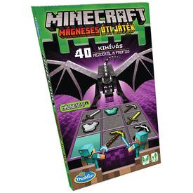 Minecraft mágneses utijáték