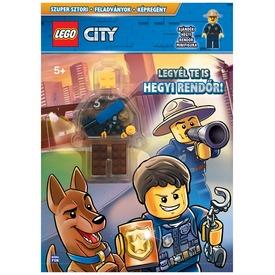 LEGO City legyél te is hegyirendőr!
