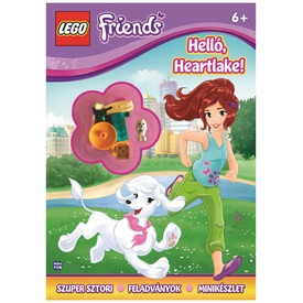 Lego Friends Hello Heartlake