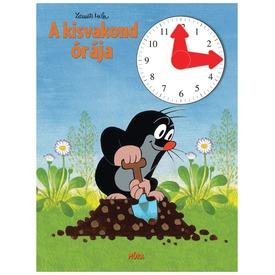 A kisvakond órája mesekönyv