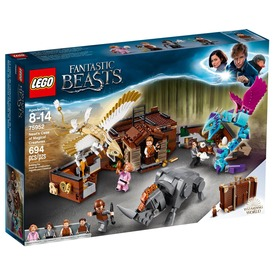 LEGO® Fantastic Beasts Göthe bőröndje 75952
