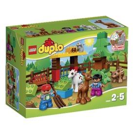 LEGO DUPLO Az erdő Állatok 10582 Itt egy ajánlat található, a bővebben gombra kattintva, további információkat talál a termékről.
