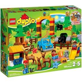 LEGO DUPLO Az erdő: Park 10584 Itt egy ajánlat található, a bővebben gombra kattintva, további információkat talál a termékről.