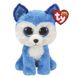 Beanie Boos PRINCE kék husky 15cm
