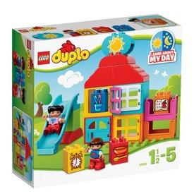 LEGO DUPLO Első játékházam 10616 Itt egy ajánlat található, a bővebben gombra kattintva, további információkat talál a termékről.