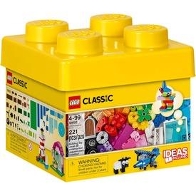 LEGO® Classic Kreatív építőelemek 10692 Itt egy ajánlat található, a bővebben gombra kattintva, további információkat talál a termékről.