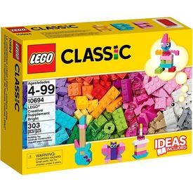 LEGO Classic Kreatív világos kiegészítők 10694 Itt egy ajánlat található, a bővebben gombra kattintva, további információkat talál a termékről.