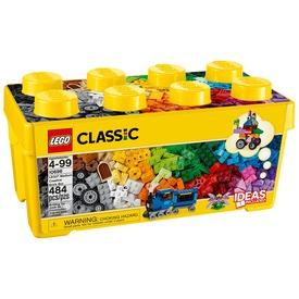 LEGO® Classic Közepes kreatív építőkészlet 10696 Itt egy ajánlat található, a bővebben gombra kattintva, további információkat talál a termékről.