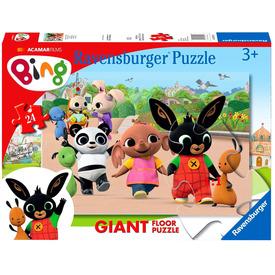 Puzzle giant 24 db - Bing a konyhában