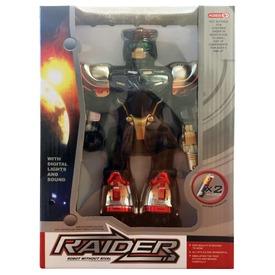 Raider robot fénnyel és hanggal Itt egy ajánlat található, a bővebben gombra kattintva, további információkat talál a termékről.