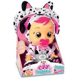 Cry Babies Dotty baba - 23 cm