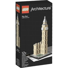 LEGO Architecture Big Ben 21013