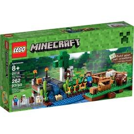 LEGO Minecraft A farm 21114 Itt egy ajánlat található, a bővebben gombra kattintva, további információkat talál a termékről.