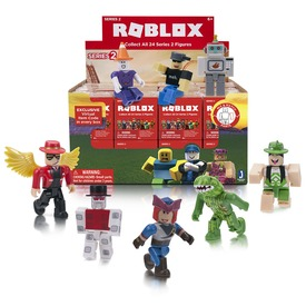 Roblox meglepetés figura csomag - 2 évad