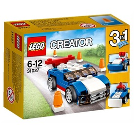 LEGO Creator Kék versenyautó 31027 Itt egy ajánlat található, a bővebben gombra kattintva, további információkat talál a termékről.