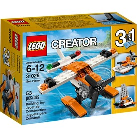 LEGO Creator Vízirepülő 31028 Itt egy ajánlat található, a bővebben gombra kattintva, további információkat talál a termékről.