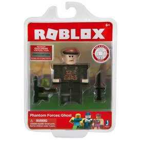 Roblox Phantom Forces Ghost figura - 7 cm